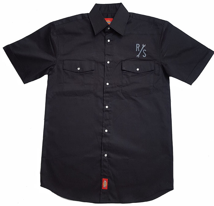SL_Workshirt-BLACK front