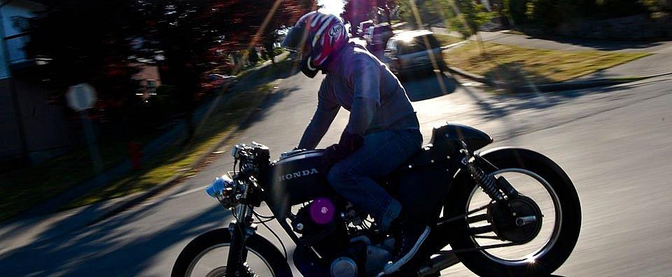 Honda Rider